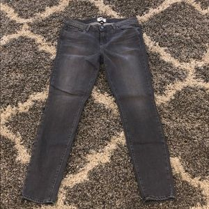 NEVER WORN Gray31 Paige Verdugo Ultra Skinny Jeans
